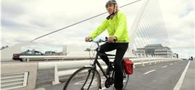 Dublin planeja trocar carros por bicicletas elétricas