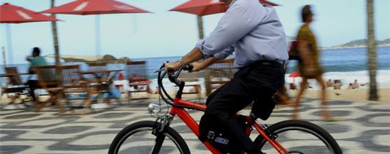 Usuários de e-bikes fazem mais exercício, conclui pesquisa europeia