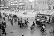 Ciclistas já dominavam Copenhague nos anos 1930/40