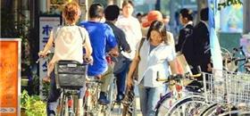 Bicicleta na rua ou na calçada?