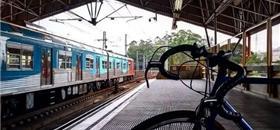 Horário para transporte de bike nos trens de Porto Alegre é ampliado