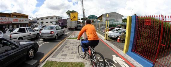 IPPUC divulga Plano Cicloviário para Curitiba