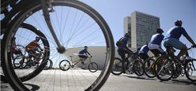 Ministérios oferecem infraestrutura para servidores que usam bicicleta