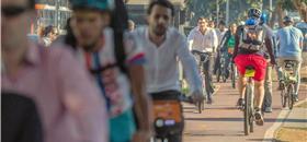 SP lança novas metas de calçadas, transporte público e ciclovias