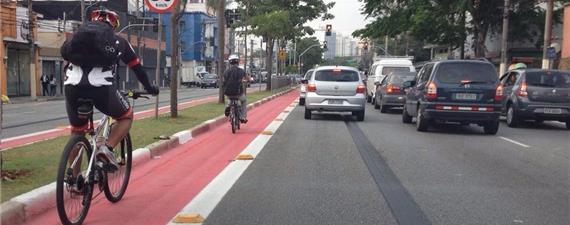 Prefeitura anuncia mudanças nas ciclovias de São Paulo