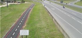 Campanha educativa reduz acidentes com ciclistas em estrada