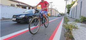 Economia da bicicleta cresce em Fortaleza