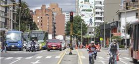 Bogotá aposta em mais ciclovias para reduzir tráfego de carros