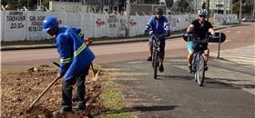 Ciclovias em Curitiba terão nova iluminação com cabos enterrados