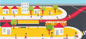 Brasil avança pouco em calçadas e acessibilidade: ouça o Expresso #9