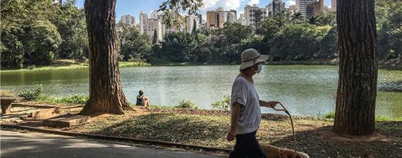 Semana do Caminhar, até domingo (8), destaca espaços verdes urbanos