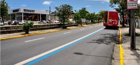 Zona oeste do Recife ganhará mais 3,6 km de Faixa Azul