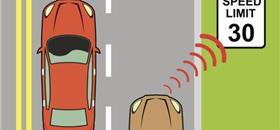 Na Europa, em 2022, todos os carros terão limitadores de velocidade
