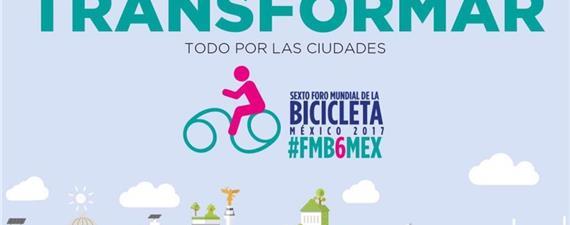 Começa o Fórum Mundial da Bicicleta, na Cidade do México