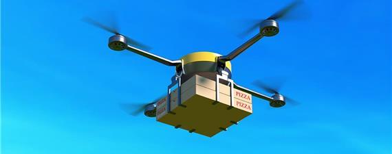 Boletim Mobilize #135: Drones para entregar comida!
