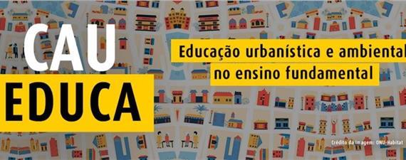 Concurso pretende formar crianças para habitar cidades melhores