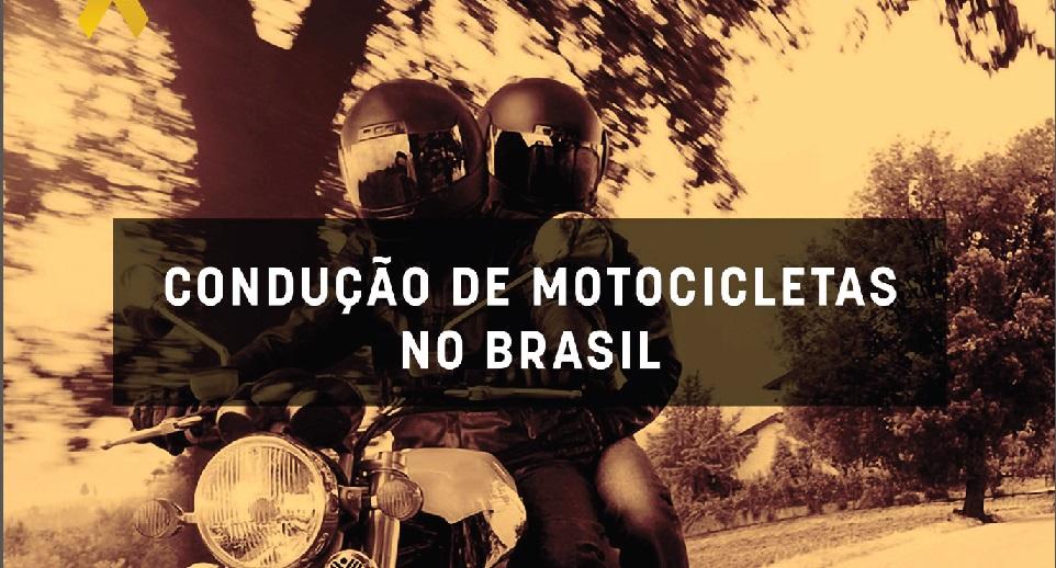 Condução de Motocicletas no Brasil