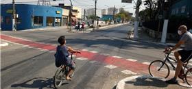 Viagens de bicicleta crescem 54% em periferia da capital paulista