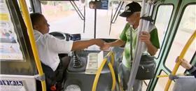 Conselho pede por direitos da pessoa com deficiência em ônibus de BH