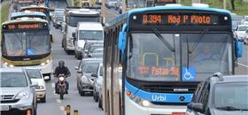 Transporte responde por 14% das emissões globais