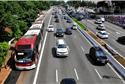 Pandemia aumentou velocidade e reduziu poluição dos ônibus em SP