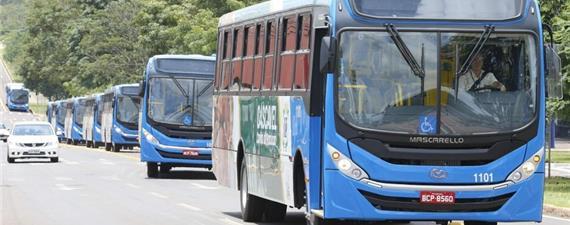 Cascavel (PR) renova seu sistema de operação de ônibus