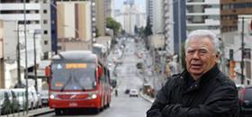Jaime Lerner promete novidades na mobilidade em São Paulo
