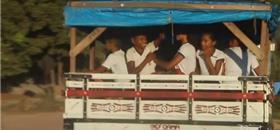 No Maranhão, campanha combate o pau de arara no transporte escolar