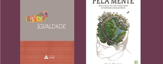 Dia 27, em Curitiba, tem debate e lançamento de dois livros sobre mobilidade