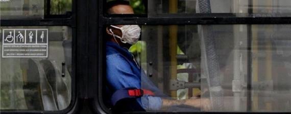 Retomada em SP pode aumentar contaminação no transporte público