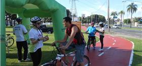 Campanha voltada a ciclistas acontece hoje (12) em Sorocaba