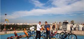 Locadora de carros lança serviço de aluguel de bike elétrica em SP