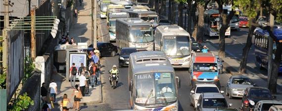 Projeto quer adiar pela 3ª vez prazo para Planos de Mobilidade Urbana