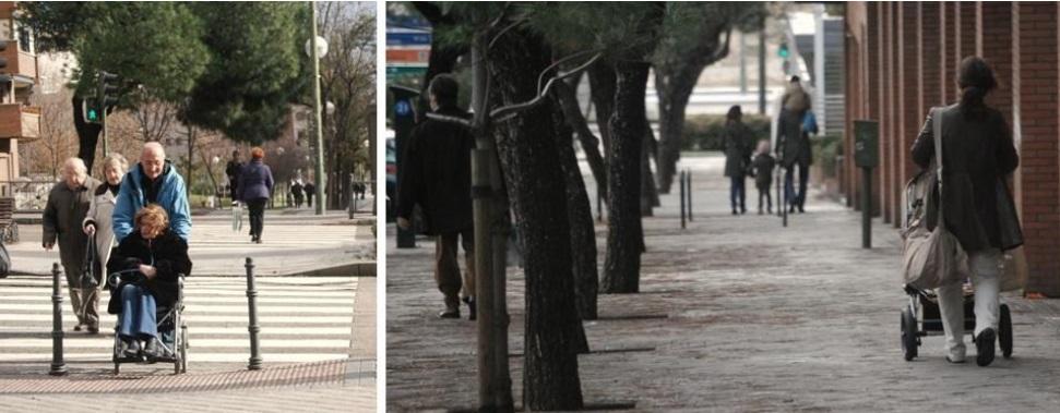 Ensaio compara ruas de Madri e Curitiba na ótica d