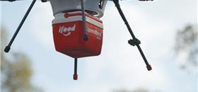 iFood se prepara para testar delivery de comida por drones