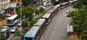 Licitação dos ônibus de SP praticamente não terá concorrência