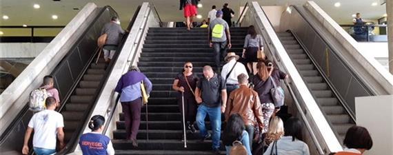 Ministério Público denuncia problemas na Rodoviária de Brasília