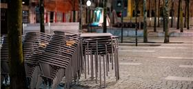 Esplanadas reabrem maiores e em novos locais da cidade do Porto