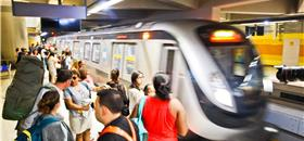 Integração Metrô-BRT cairá de R$ 7 para R$ 6,20 no Rio