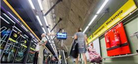 Estação Higienópolis do metrô de SP é inaugurada