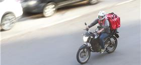 Sinistros com motos batem recorde no país, revela pesquisa