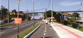 Ciclovias e calçadas são obrigatórias em rodovias