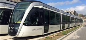 Prefeitura não paga e VLT do Rio pode parar, diz operadora