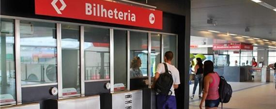 Bilheterias fechadas: solução para os usuários de metrô/trens em SP?