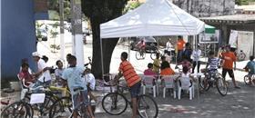 Galpão da Bike levará atividades gratuitas à zona sul de SP
