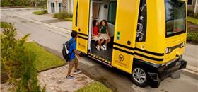 Projeto de ônibus escolar autônomo é desativado por governo dos EUA