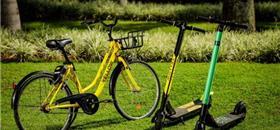 Grow tira as bicicletas Yellow de circulação e deixa 14 cidades