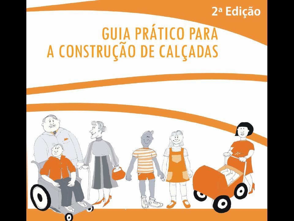 Guia de Construção de Calçadas