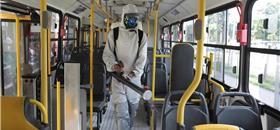 Risco de Covid é maior em terminais de ônibus, revela pesquisa no Recife