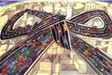Ilustração sobre os problemas do trânsito